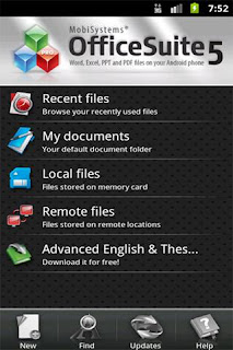 Office suite pro para android