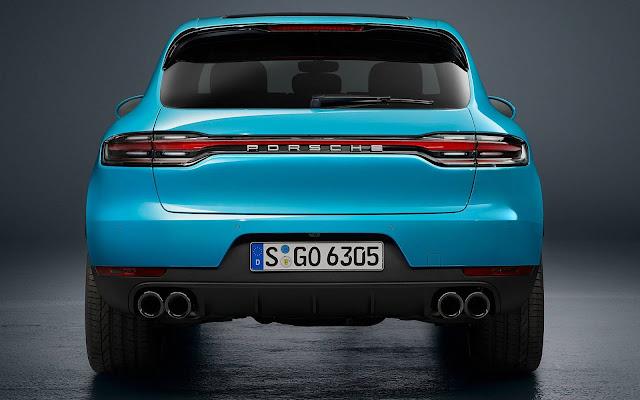 Novo Porsche Macan 2019