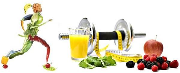 Alimentación para atletas y personas normales que hacen ejercicio