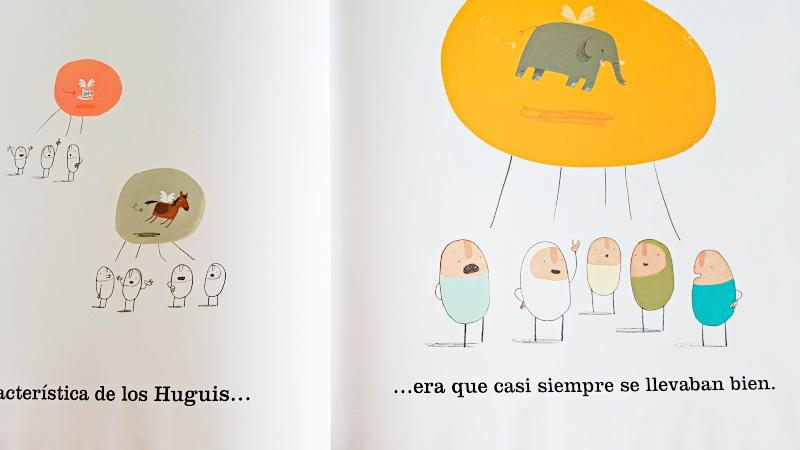 oliver jeffers album ilustrado para ninos