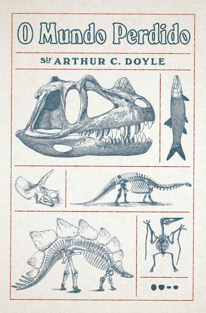 O mundo perdido - Arthur Conan Doyle