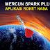 Cara Membuat Mercun Roket Spark Plug Aplikasi Shuttle Space NASA