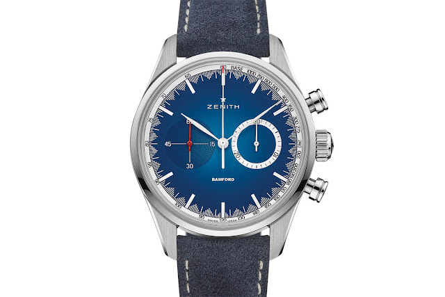 Zenith Heritage 146 Bamford Limited Edition for Mr Porter