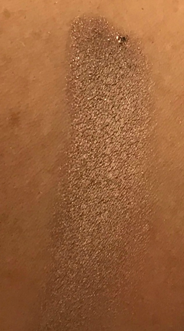 Too Faced Creme Brulée Swatch