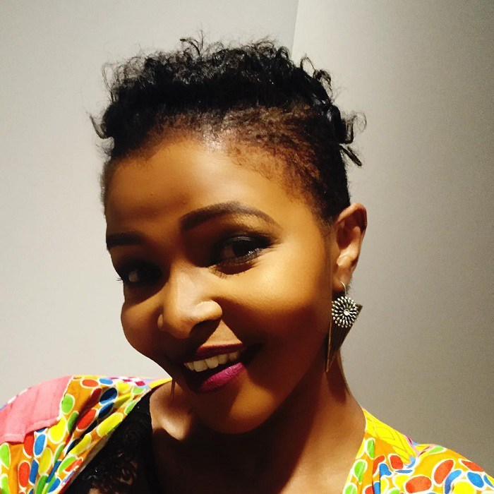 Simphiwe Dana New Look Fresh And Younger Than She Is The