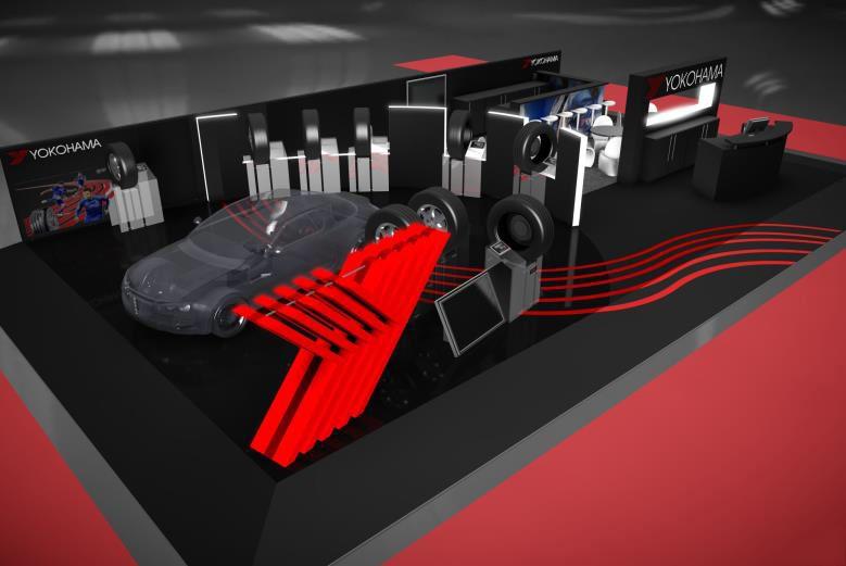 Geneva MS newsimage H YOKOHAMA παρουσιάζει την τελευταία λέξη της τεχνολογίας ελαστικών στο 86ο Σαλόνι Αυτοκινήτου της Γενεύης