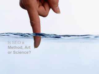 Search Engine Optimization: Science or Art?