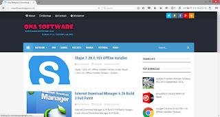 Mozilla Firefox 56.0 Terbaru Offline Installer