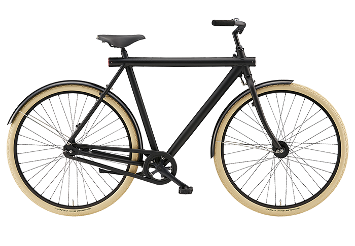 Vanmoof serie F3 black