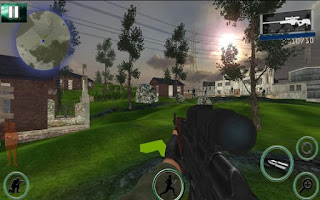 The Last Sniper Commando-Elite Mission Apk - Free Download Android Game