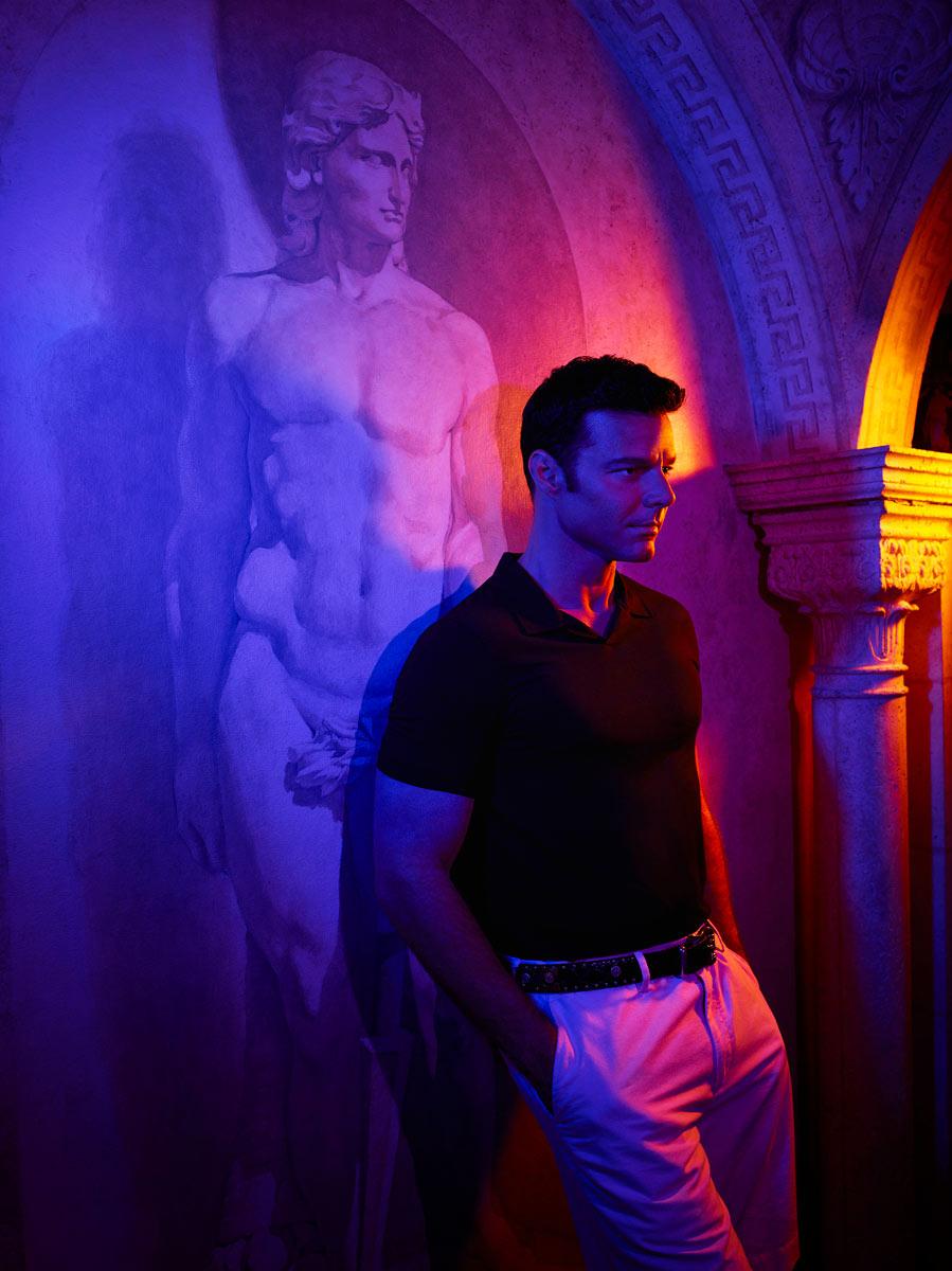 American Crime Story: El asesinato de Gianni Versace - Ricky Martin