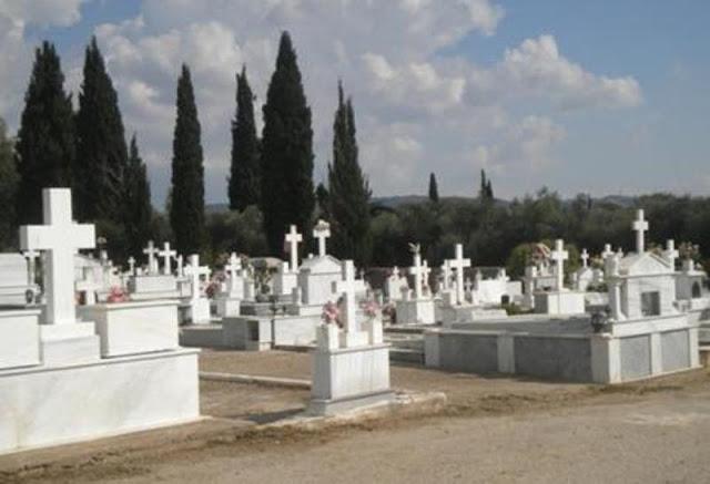 Αποτέλεσμα εικόνας για μπρουτζινα καντηλια νεκροταφειο