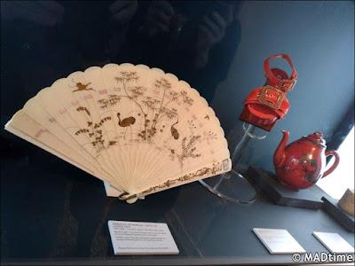 Los objetos de la exposición de Blahnik
