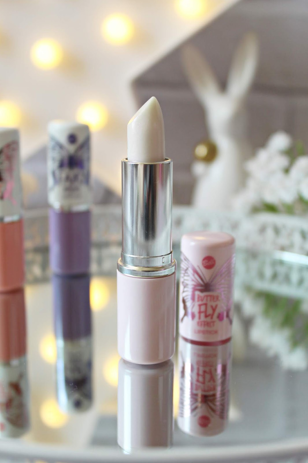 POMADKI DO UST BELL Magical Sweet Lips, Fairy Kisses Lipstick & Butterfly Effect Lipstick