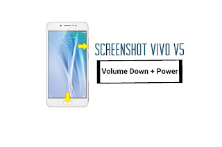 Cara Screenshot Layar Hp Vivo V5