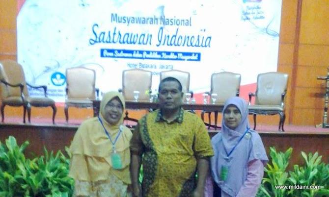 Daftar Peserta Munas Sastrawan Indonesia 2016