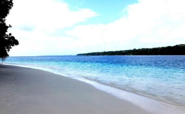 Lokasi Pantai Carita