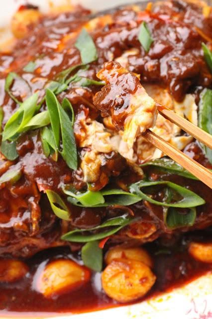 recette chinoise poisson aux piments