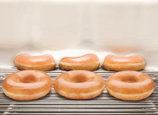 1 day ago · Generally, a box of a dozen glazed donuts at Krispy Kreme runs for $8, and the price is upped a bit when you add specialty donuts to the mix. But, either way, that second dozen of original glazed.