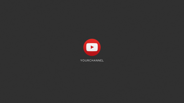 ghghf VIDEOHIVE YOUTUBE LOGO REVEAL After Effects Template download