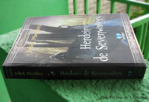 """Resenha: livro """"Herdeiro de Sevenwaters"""", Juliet Marillier, Editora Butterfly"""