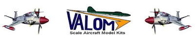 Valom Scale Aircraft Model Kits