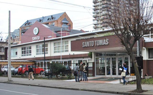 Centro de Formación Técnica Santo Tomás