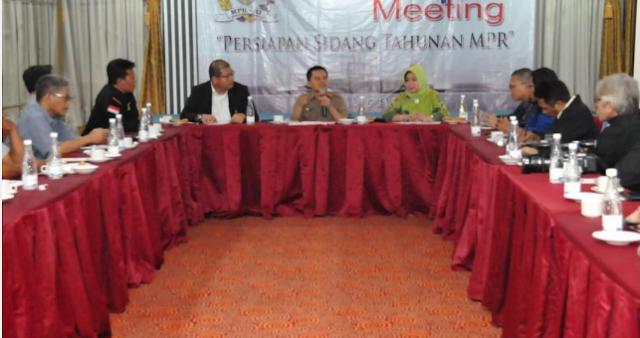 Sosialisasikan Empat Pilar, MPR Gandeng Ustadz Abdul Somad