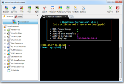 Linux (SSH Secure Shell) ve Windows Uzak Masaüstü Bağlantısı