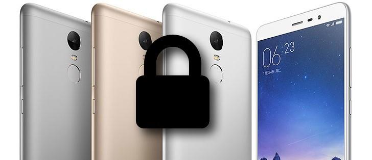 Cara Aman Unlock MI Device Pada Smartphone Xiaomi | Pelangi Blog