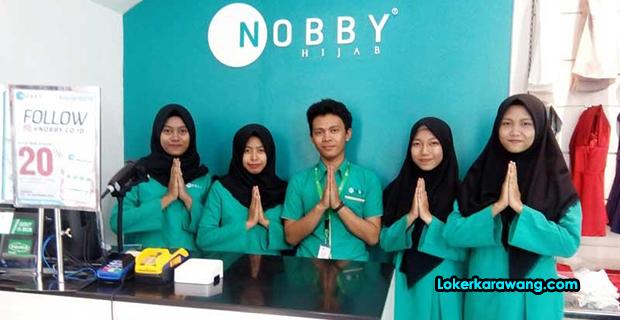 Lowongan Kerja Nobby Hijab Karawang