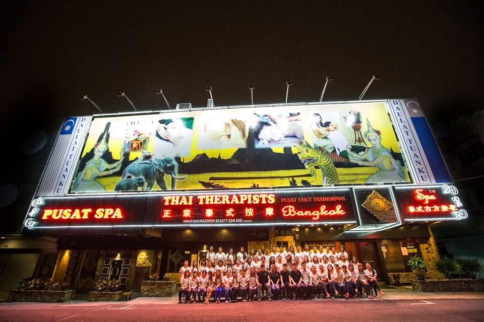 Johor Bahru massage spa