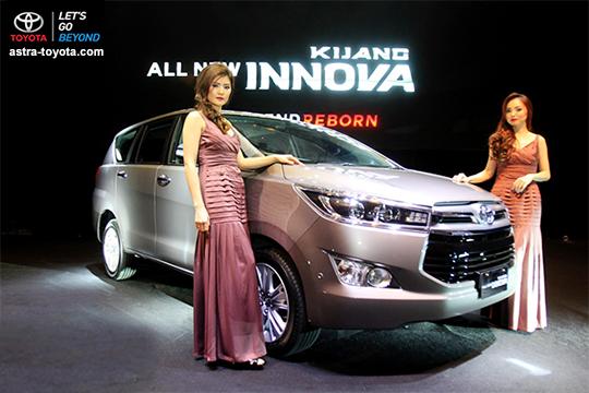 Toyota Kijang Innova Reborn Jatiraden Bekasi