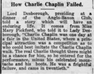 Certamen de Charlie Chaplin de 1915