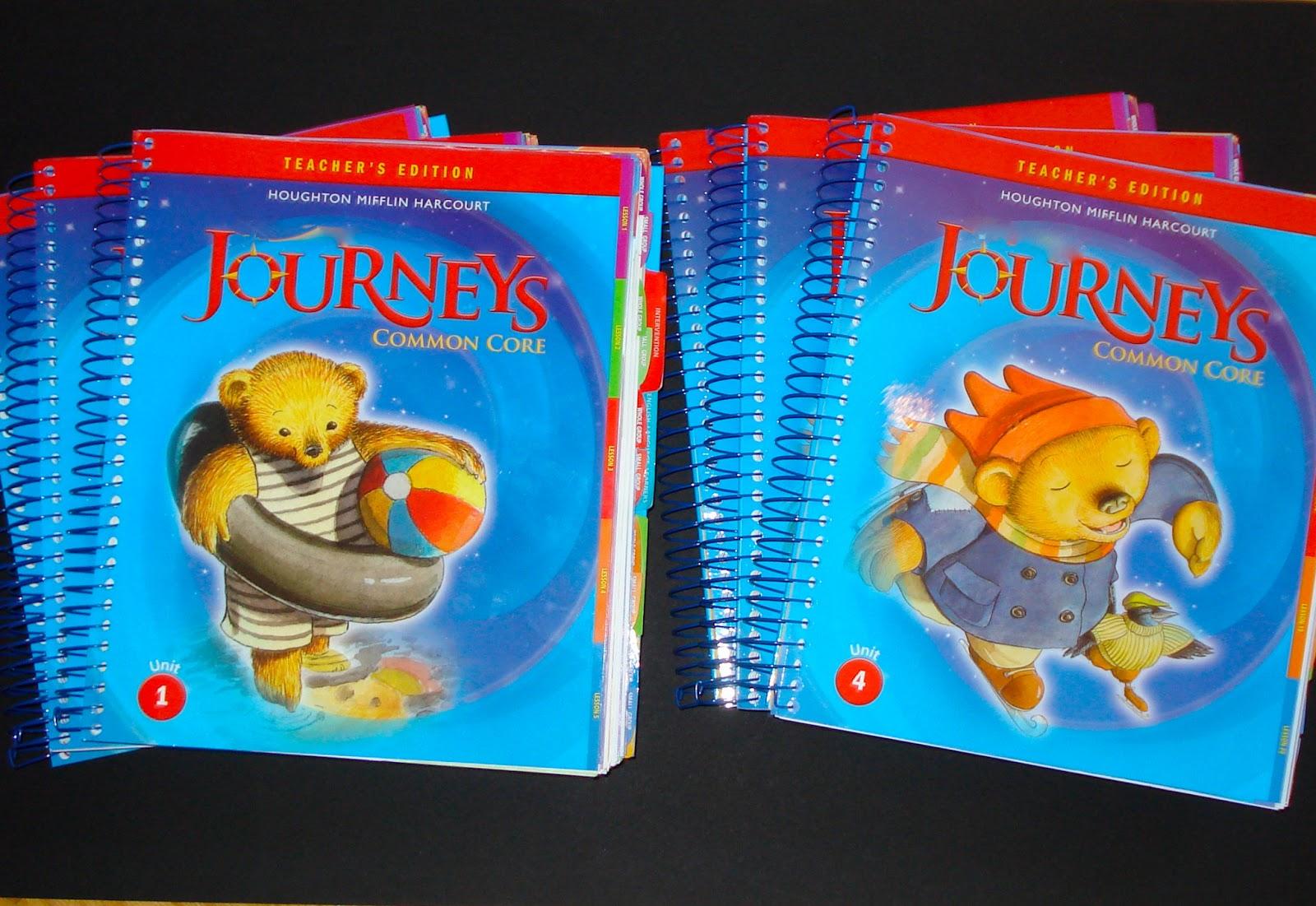 Journeys Common Core 5th Grade Reading Book