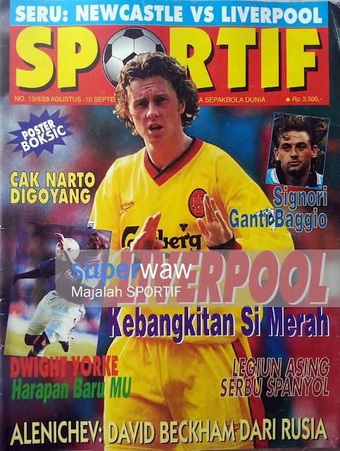 Majalah SPORTIF Liverpool