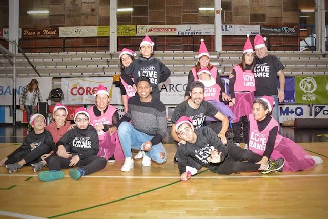 Grupo de baile Sin Barreras 2020 Studio57