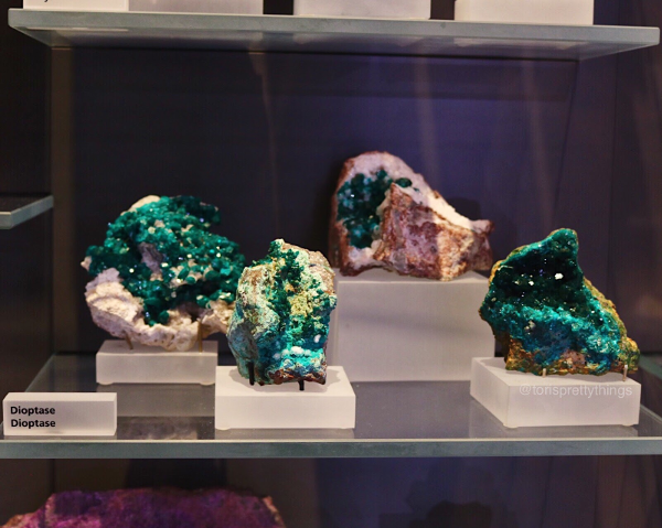 Gallery of Minerals - The Royal Ontario Museum - Tori's Pretty Things Blog