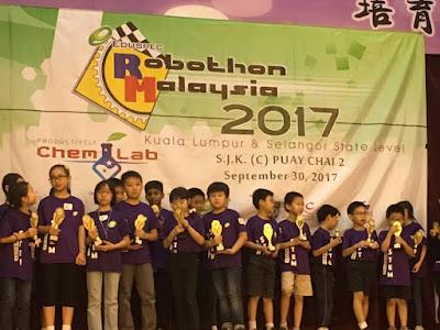 Robothon Malaysia 2017