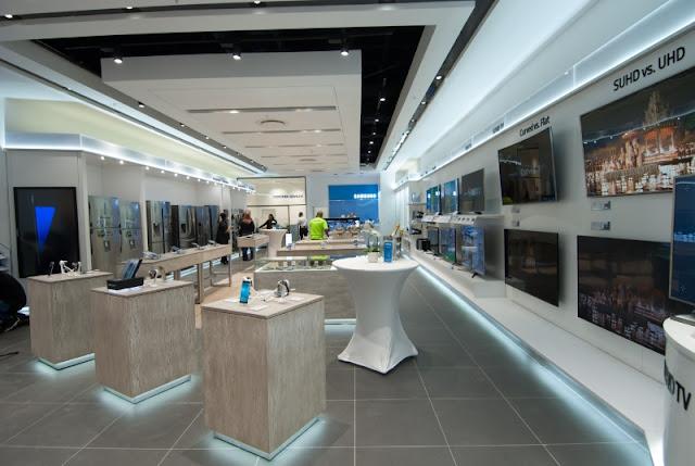 @SamsungSA Launched Flagship #SamsungStore @TheMallofAfrica #MyMallofAfrica
