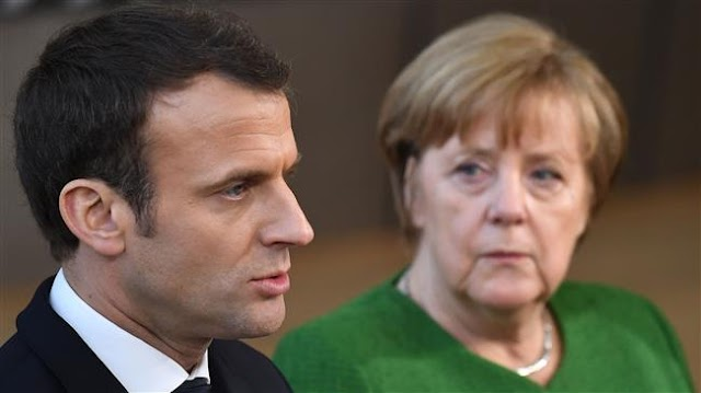 French President Emmanuel Macron to meet German Chancellor Angela Merkel to push for Europe-wide reform plans