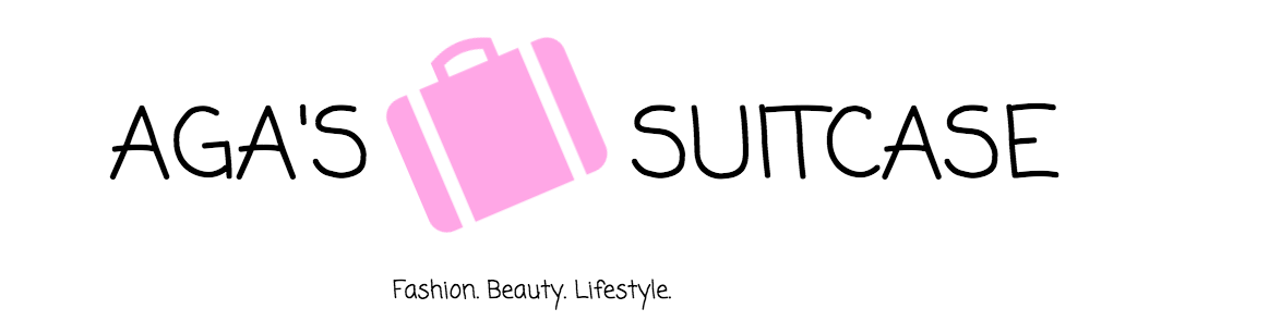 AGA'S SUITCASE - moda lifestyle travel