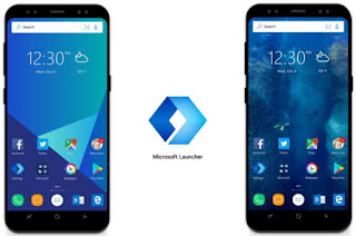 iOS and Android, Microsoft Launcher