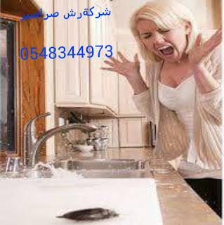شركة رش صراصيربجدة 0548344973