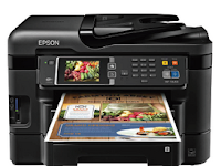 Epson WF-3640 driver & software (Recommended) for you