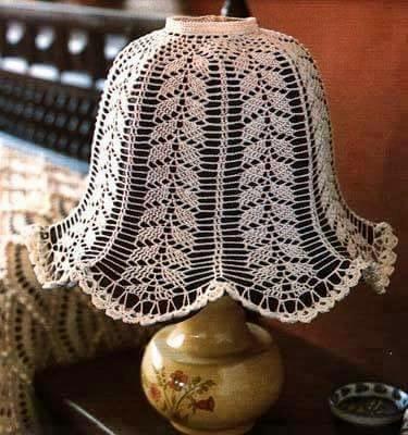 wzory abazurow szydelkowych