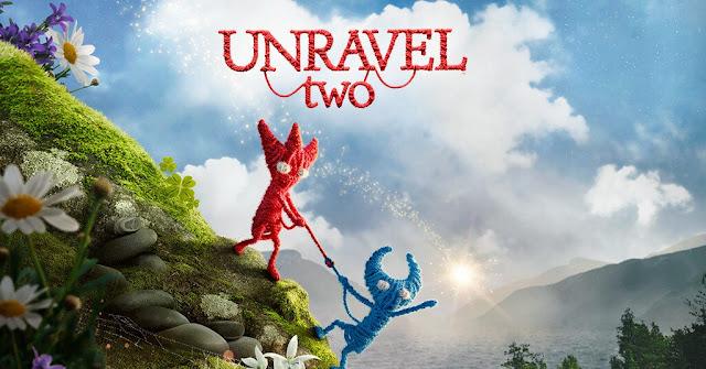 """""""Unravel Two"""" Game phiêu lưu Platform giành cho 2 người chơi 2018"""
