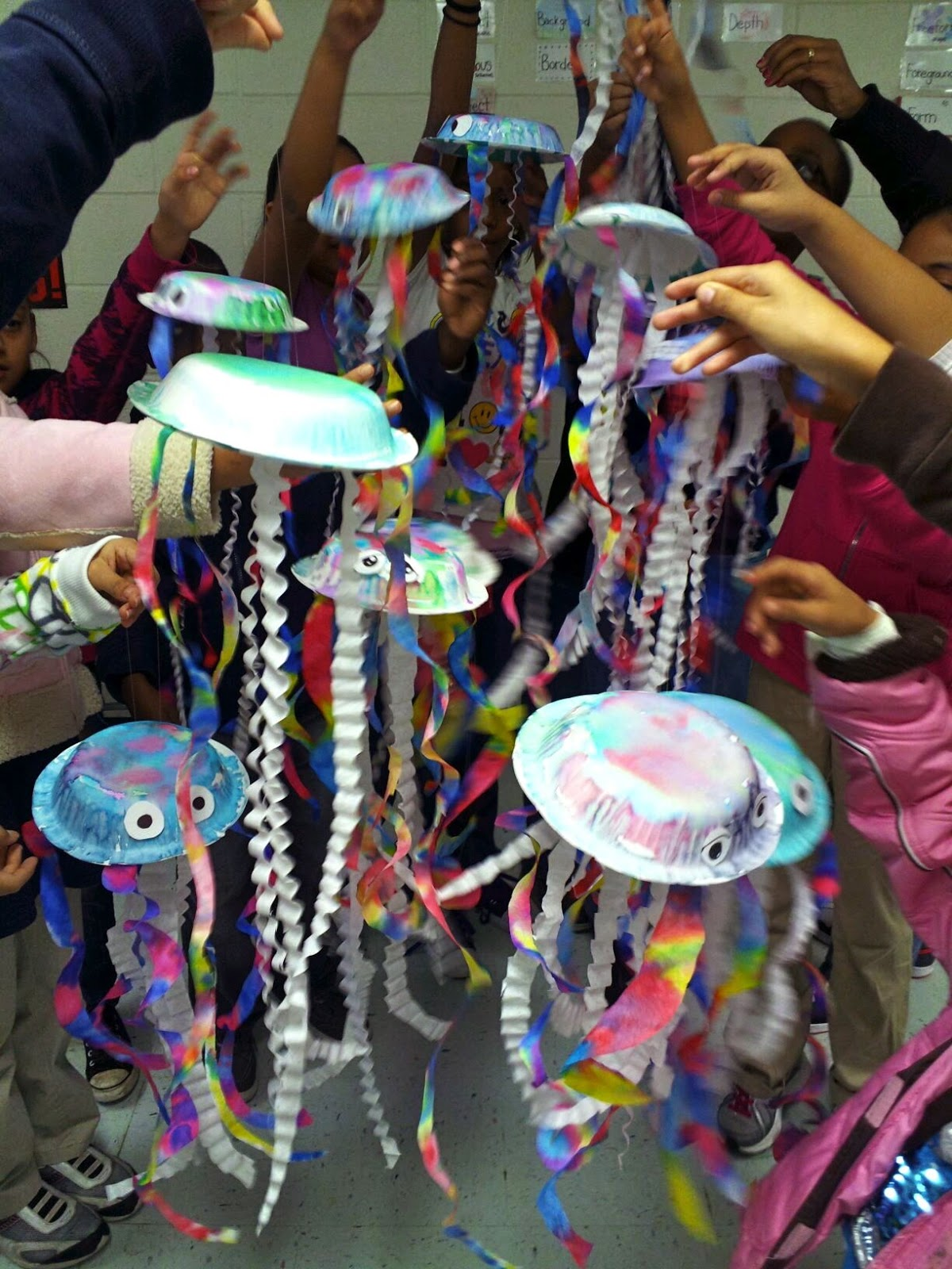 Art Club Jellyfish
