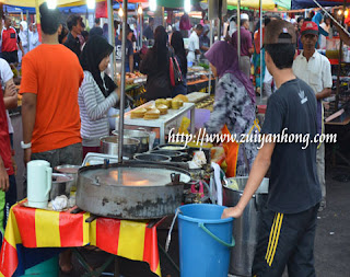 Merlimau Night Market