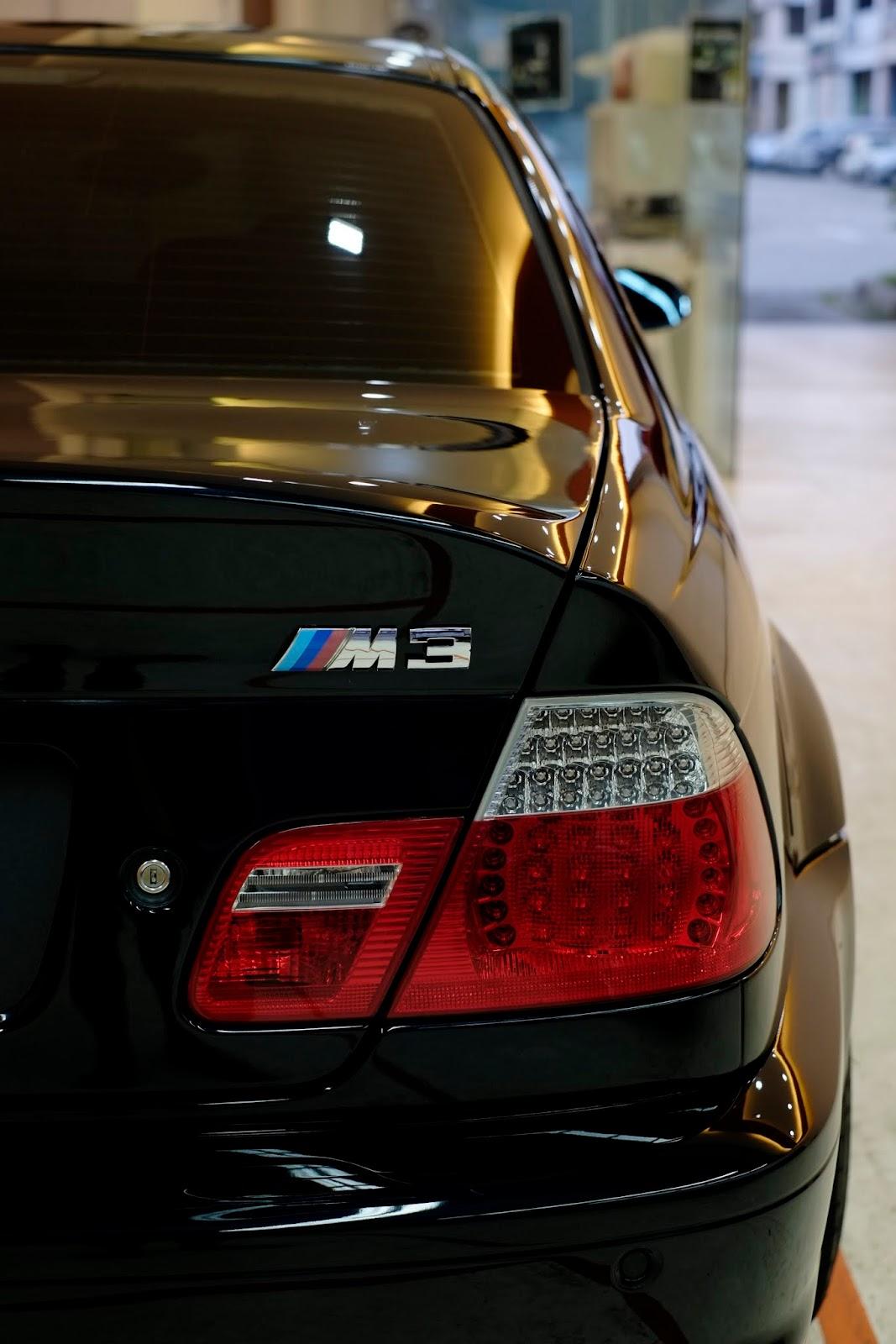 Detailien Com Optimum Car Care Malaysia Bmw E46 M3 Optimum